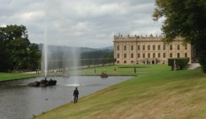 Chatsworth & Emperior Fountain